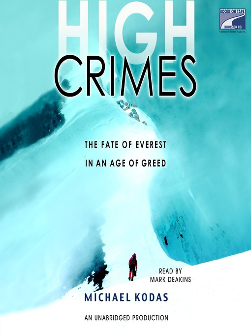 Title details for High Crimes by Michael Kodas - Available