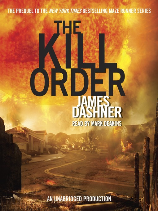 Title details for The Kill Order by James Dashner - Wait list