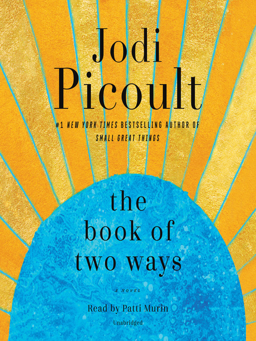 Title details for The Book of Two Ways by Jodi Picoult - Wait list
