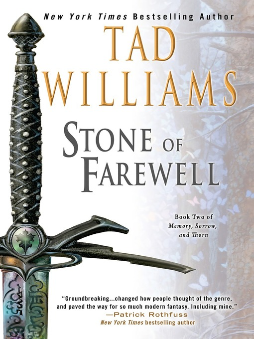Cover of The Stone of Farewell