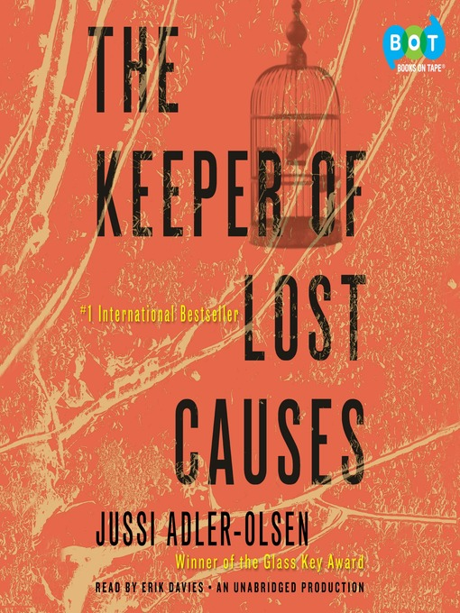 Title details for The Keeper of Lost Causes by Jussi Adler-Olsen - Wait list