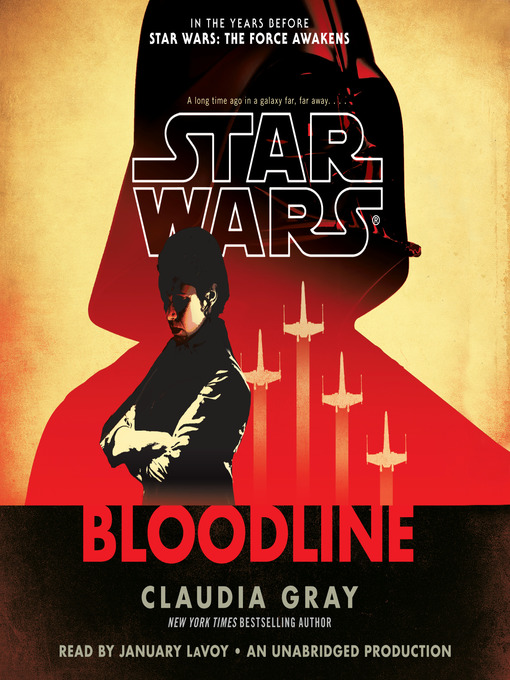 Title details for Bloodline by Claudia Gray - Available