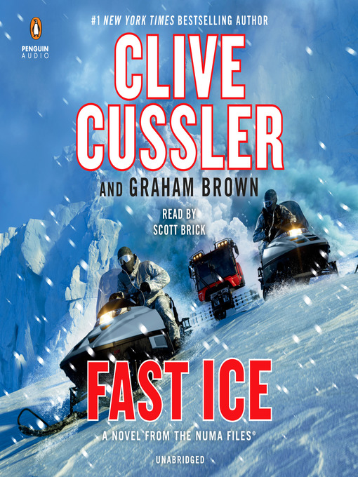 Title details for Fast Ice by Clive Cussler - Wait list