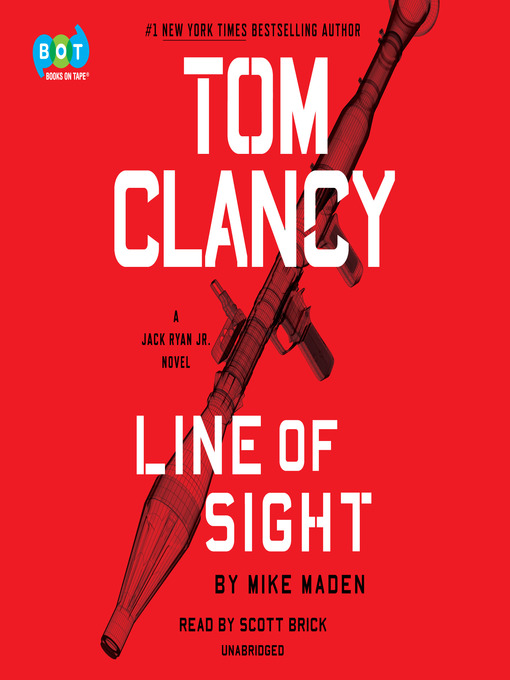 Title details for Line of Sight by Mike Maden - Wait list