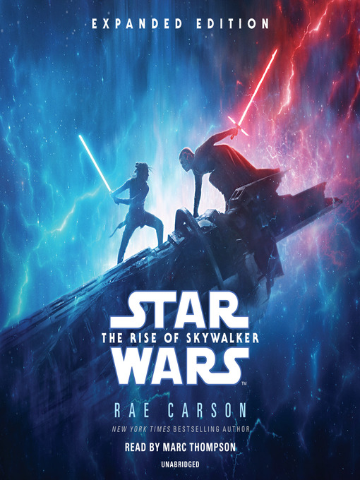 Title details for The Rise of Skywalker by Rae Carson - Wait list