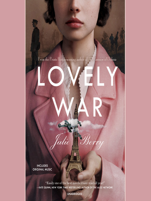 Cover of Lovely War