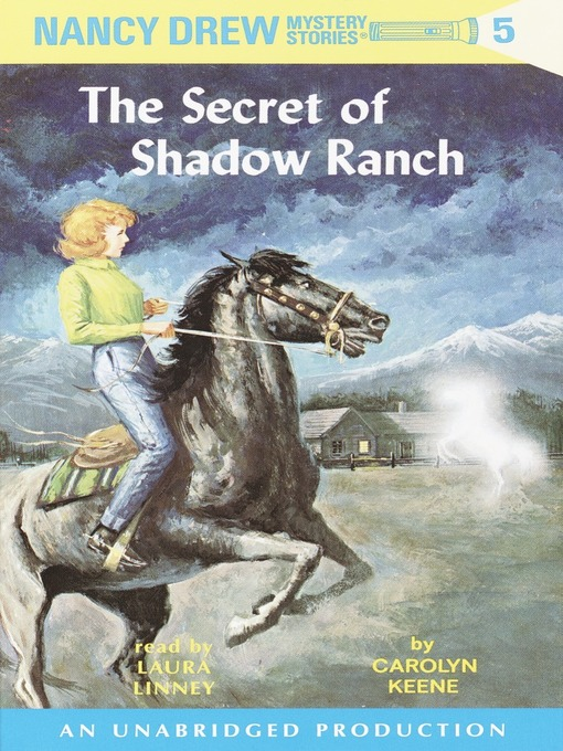 Cover image for The Secret of Shadow Ranch