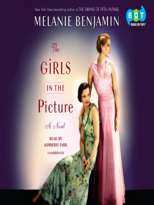 Cover of The Girls in the Picture