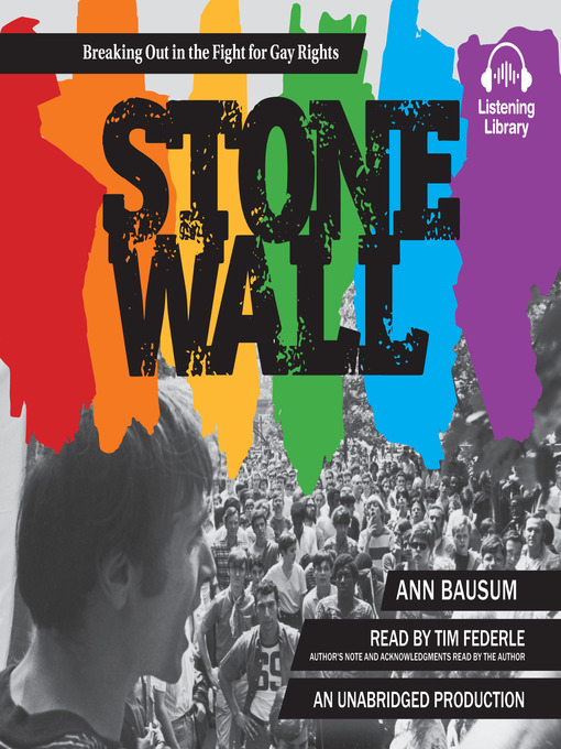 Title details for Stonewall by Ann Bausum - Available