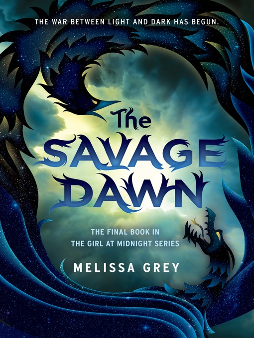 Cover of The Savage Dawn