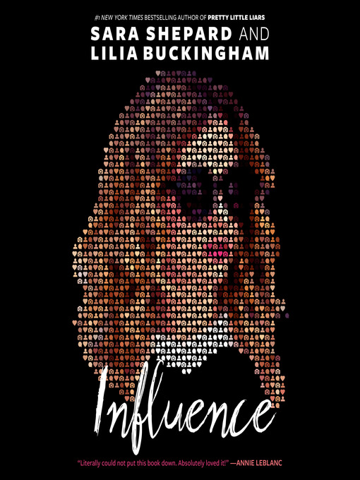Title details for Influence by Sara Shepard - Wait list