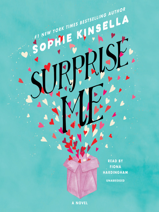 Title details for Surprise Me by Sophie Kinsella - Wait list
