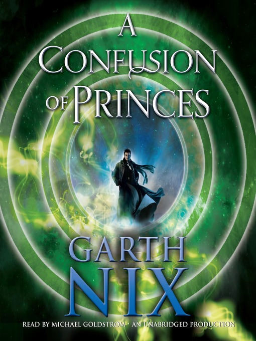 Title details for A Confusion of Princes by Garth Nix - Available