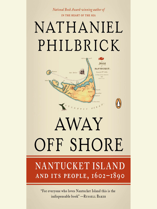 Title details for Away Off Shore by Nathaniel Philbrick - Wait list