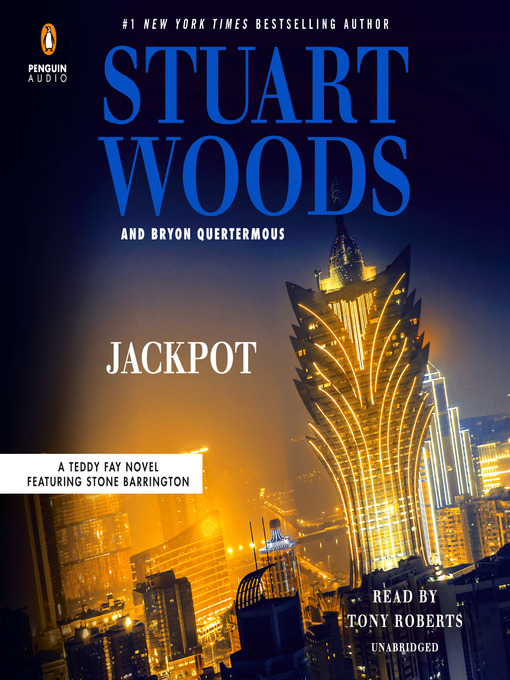 Title details for Jackpot by Stuart Woods - Wait list