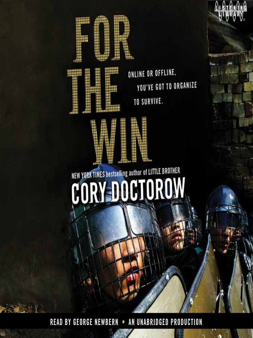 Title details for For the Win by Cory Doctorow - Available