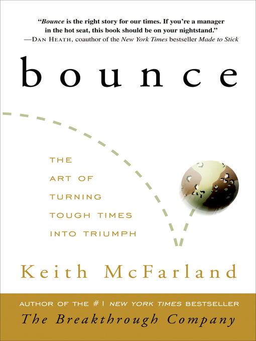 Title details for Bounce by Keith McFarland - Available