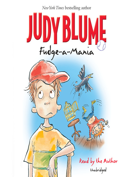 Title details for Fudge-a-Mania by Judy Blume - Available