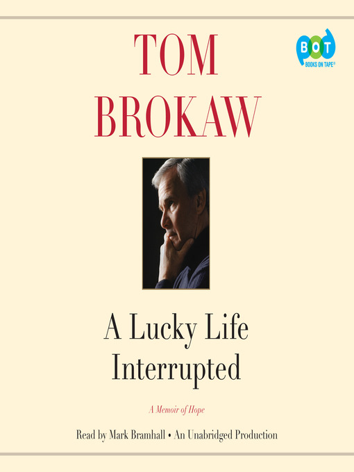 Cover of A Lucky Life Interrupted