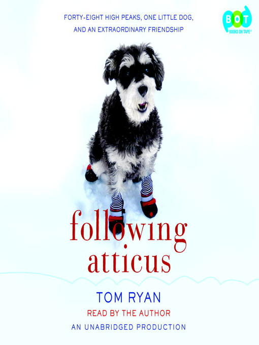 Cover of Following Atticus