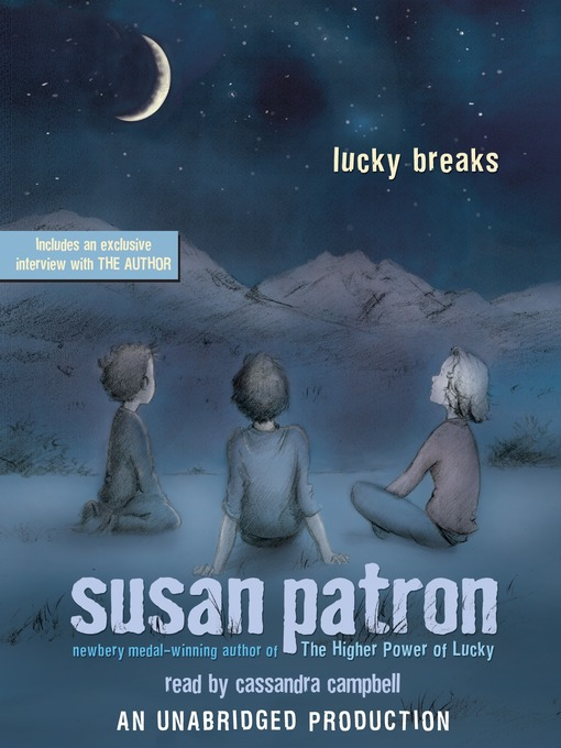 Title details for Lucky Breaks by Susan Patron - Available