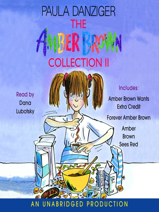 Title details for The Amber Brown Collection II by Paula Danziger - Wait list
