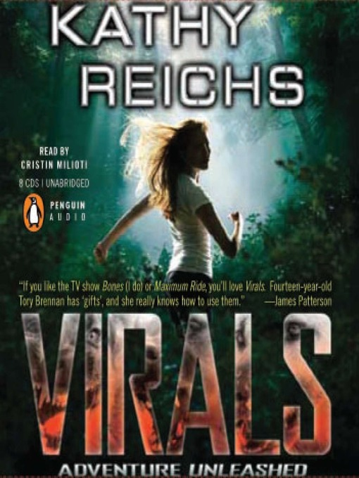 Title details for Virals by Kathy Reichs - Available