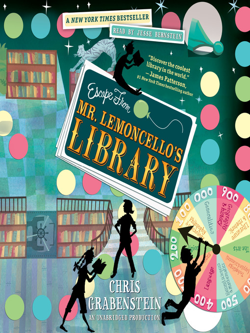 Title details for Escape from Mr. Lemoncello's Library by Chris Grabenstein - Available