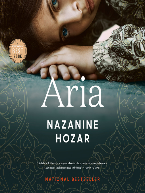 Title details for Aria by Nazanine Hozar - Wait list