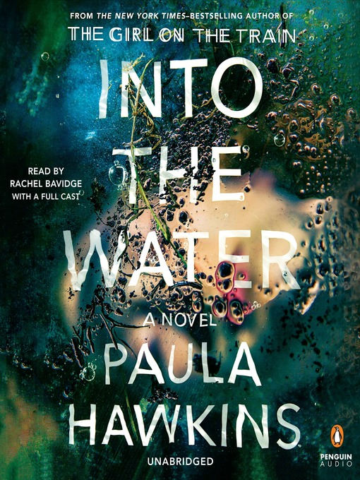 Title details for Into the Water by Paula Hawkins - Wait list