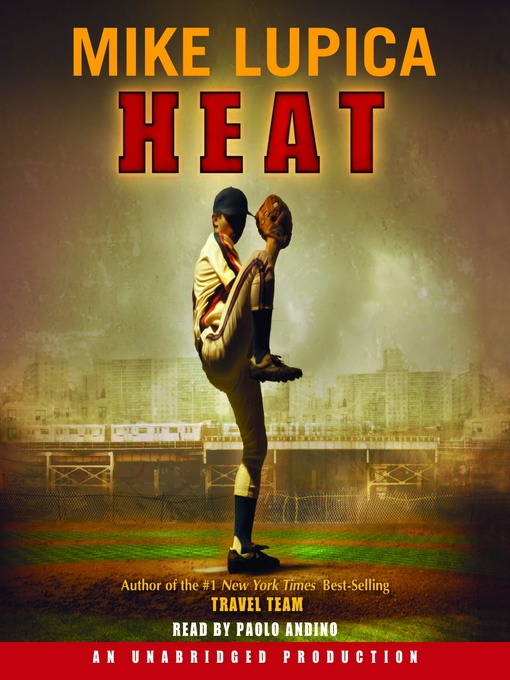 Title details for Heat by Mike Lupica - Wait list