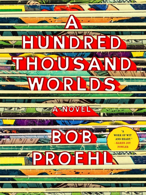 Cover of A Hundred Thousand Worlds