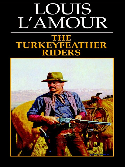 Cover of Turkeyfeather Riders