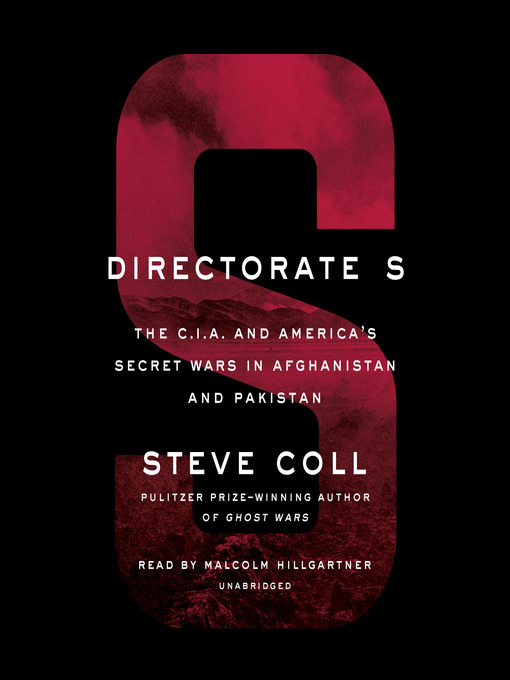 Title details for Directorate S by Steve Coll - Wait list