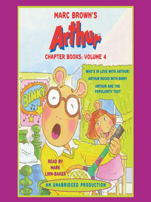 Marc Brown's Arthur Chapter Books, Volume 4