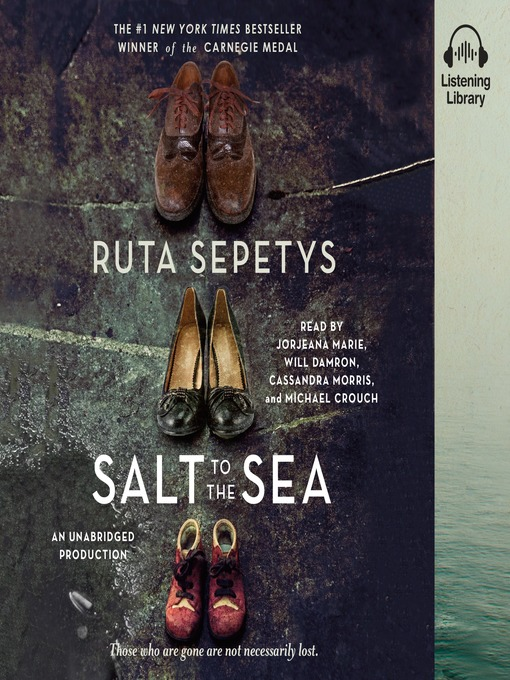 Title details for Salt to the Sea by Ruta Sepetys - Wait list