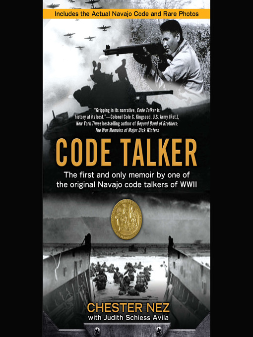 Title details for Code Talker by Chester Nez - Wait list