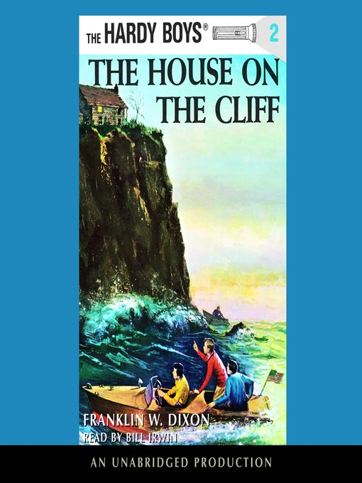 Cover of The House on the Cliff