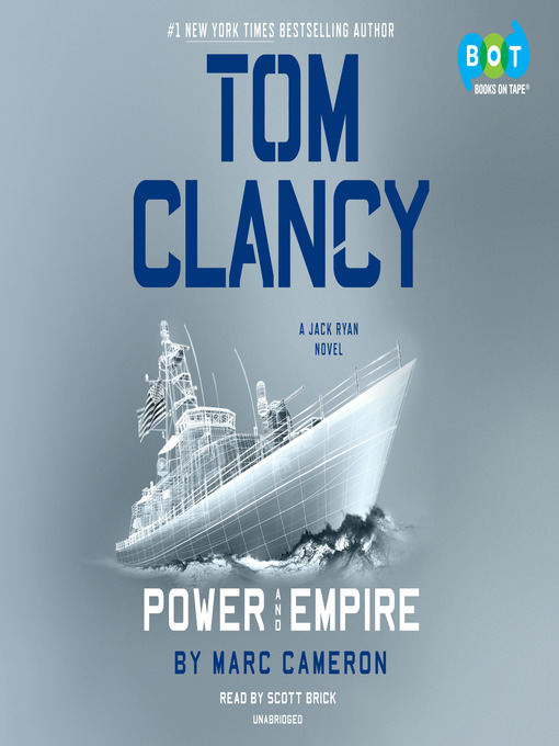 Title details for Tom Clancy Power and Empire by Marc Cameron - Wait list