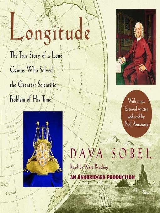 Title details for Longitude by Dava Sobel - Wait list