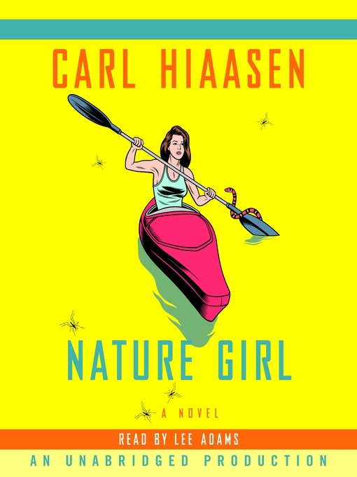 Title details for Nature Girl by Carl Hiaasen - Wait list