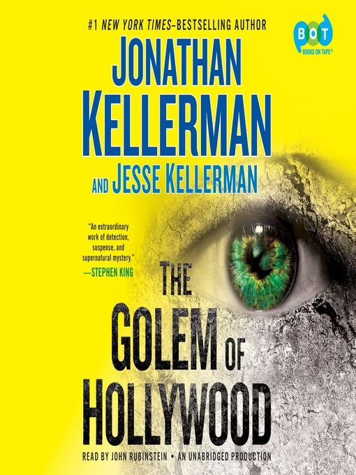 Title details for The Golem of Hollywood by Jonathan Kellerman - Wait list