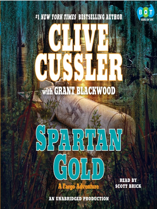 Title details for Spartan Gold by Clive Cussler - Available