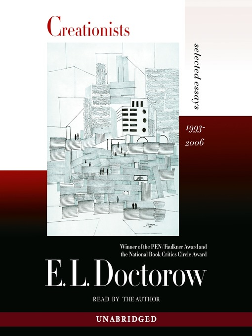 Title details for Creationists by E.L. Doctorow - Available