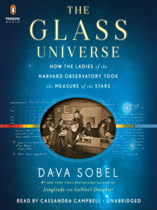 Title details for The Glass Universe by Dava Sobel - Available
