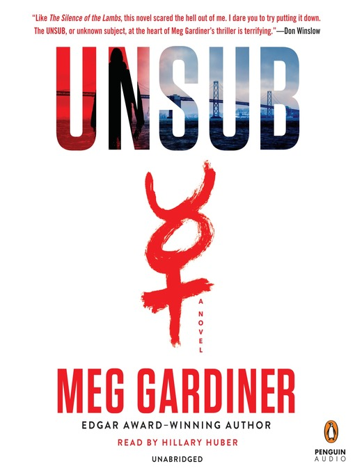 Title details for UNSUB by Meg Gardiner - Wait list
