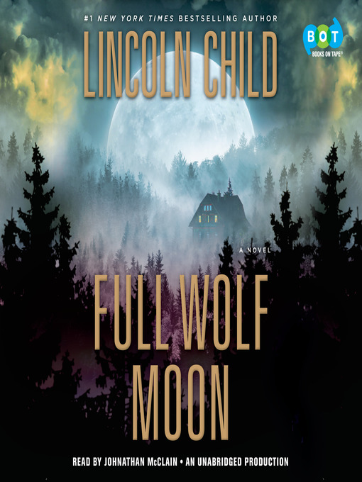 Cover of Full Wolf Moon
