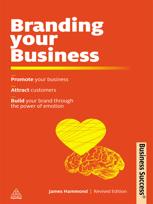 Cover of Branding Your Business