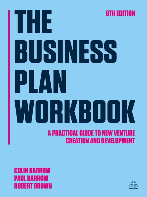 Title details for The Business Plan Workbook by Colin Barrow - Wait list