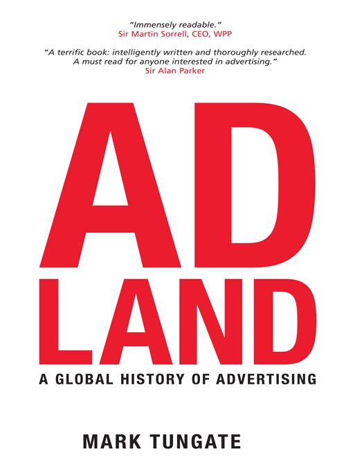 Title details for Adland by Mark Tungate - Available